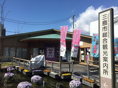 mishima tourist infomation