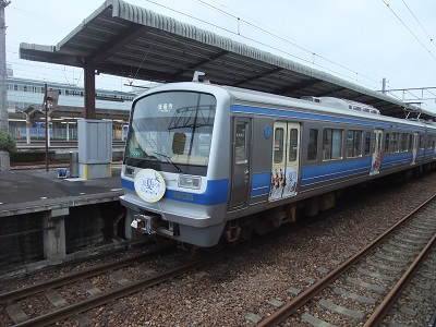 電車の写真1